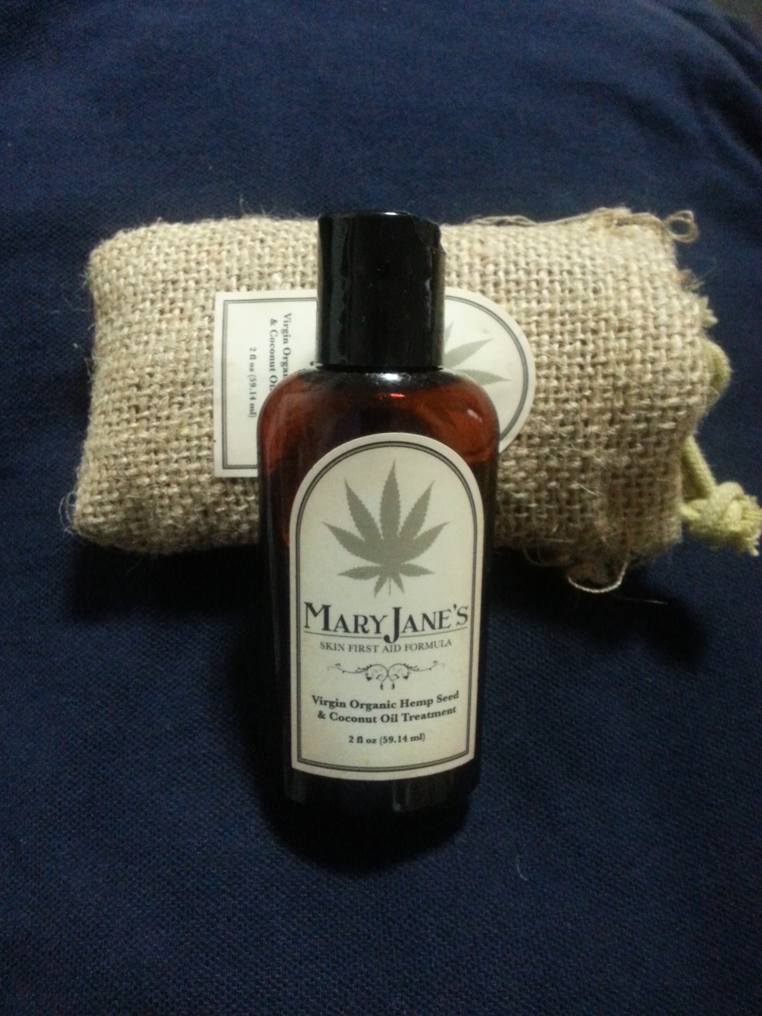 Mary Jane's Skin First Aid Formula